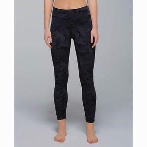 Lululemon Align Pant Camo Sz 8